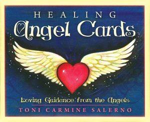 Healing Angel Cards Карты исцеляющего ангела фото