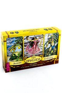 Таро Оришей (брошюра + 77 карт в подарочной упаковке)