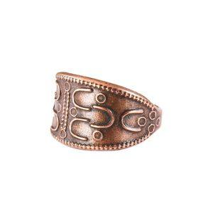 Древнерусский перстень (медь) фото