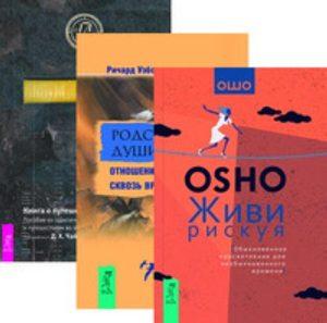Комплект: Живи рискуя; Родственные души; Книга о путешествиях во времени