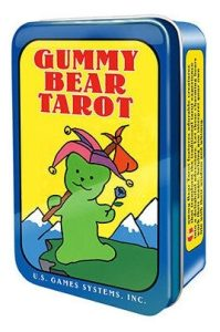 Gummy Bears Tarot cards (Таро Мишки Гамми) фото