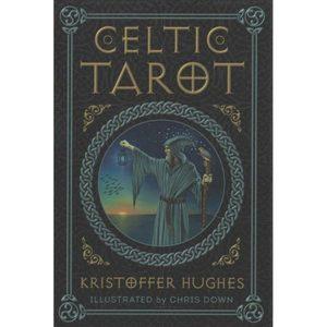 Tarot Cards Celtic (Kristoffer Hughes) Кельтское Таро