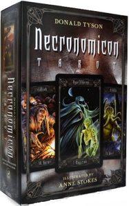 Necronomicon Tarot. Таро Некрономикон