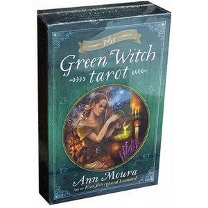 The Green Witch Tarot. Таро Зеленой ведьмы фото