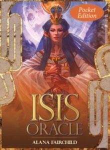 Oracle cards Pocket Isis (Оракул Изиды) карманный размер фото