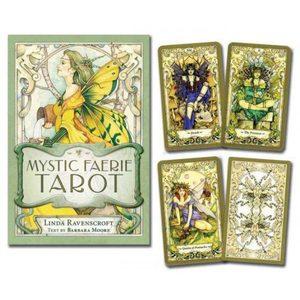 Карты Таро Mystic Faerie Tarot.Таро Мистических (Таинственных) Фей