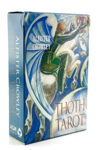 Tarot cards Aleister Crowley THOTH - Standard. Таро Тота Алистера Кроули Стандарт фото