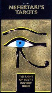 Nefertaris Tarots. Таро Нефертари