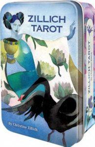 Zillich Tarot Таро Кристине Циллих фото