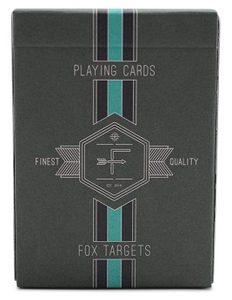 Игральные карты Fox Targets