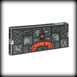 Благовония Satya Супер Хит (Super Hit), прямоугольная упаковка, 100 г