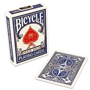 Карты Bicycle Paris Back (Синие) Ограниченная серия - JOKARTE