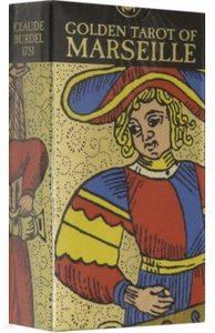 Таро Марсельское Золотое Golden Tarot of Marseille