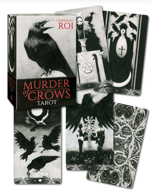 Murder of Crows Tarot. Таро Ворон Смерти %%
