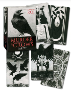 Murder of Crows Tarot. Таро Ворон Смерти