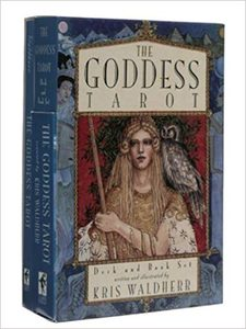 The Goddess Tarot. Таро Богинь фото