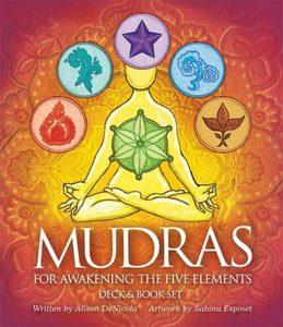 Карты Мудры для пробуждения Пяти Элементов (Mudras for Awakening the Five Elements) фото