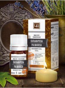 Эфирное масло Пальмарозы 5 мл фото