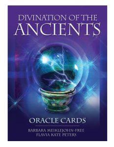 Divination of the Ancients oracle. Оракул Гадание древних