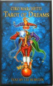 Tarot of Dreams. Таро Снов (карты + книга)