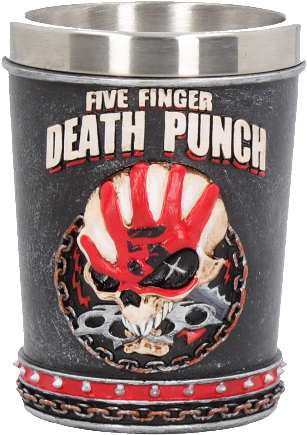 Рюмка Five Finger Death Punch Shot Glass 7 см %% обложка