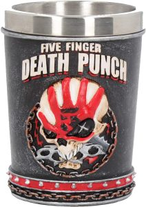 Рюмка Five Finger Death Punch Shot Glass 7 см